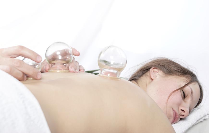 massage schröpfen